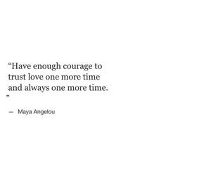 love, life, and maya angelou image