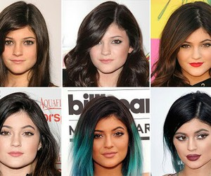 jenner, kylie jenner, and kylie image