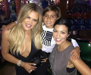kardashian, Mason, and khloe image