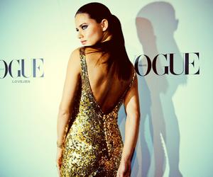 Adriana Lima, vogue, and model image