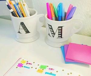 colours, mug, and organization image