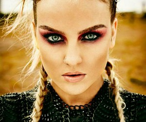 art, punk, and perrie edwards image
