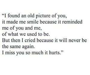 quote, sad, and cry image