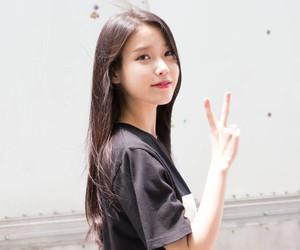iu, kpop, and lee ji eun image