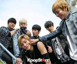 b.a.p, youngjae, and daehyun image