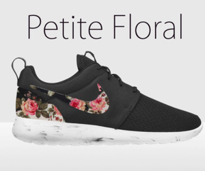 floral and nike image