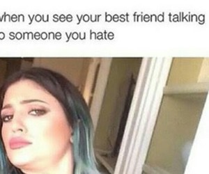 funny, kylie jenner, and jenner image