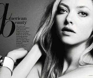 amanda seyfried, marie claire, and girl image