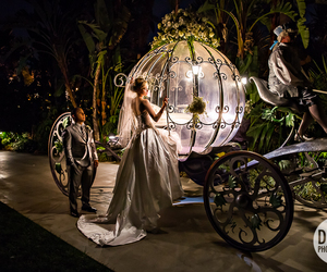 cinderella, princess, and wedding image