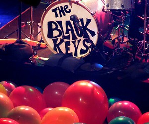 the black keys, drums, and dan auerbach image