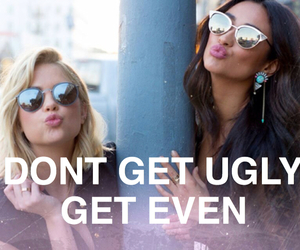 emily, hanna, and pretty little liars image