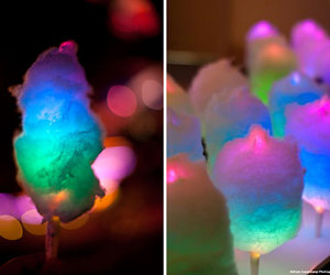 cotton candy, food, and sweet image