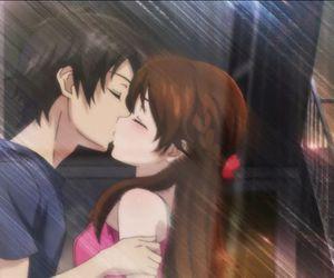 glasslip, anime, and kiss image