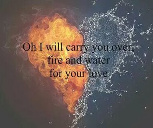 one direction, love, and Lyrics image