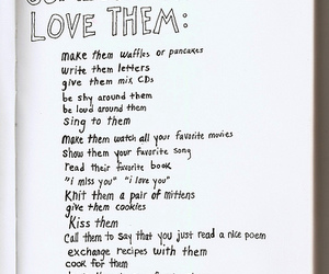 love, list, and quote image