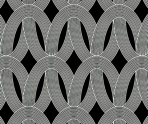 pattern and black# image