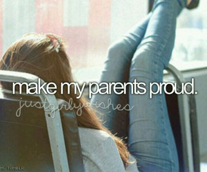 parents, bucket list, and proud image