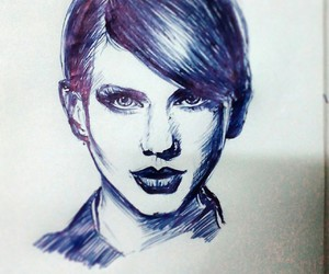 Catastrophe, pen, and badblood image