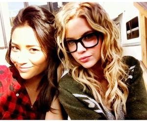 girl and hanna marin image