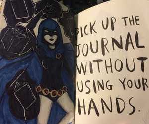 ideas, power, and wreck this journal image