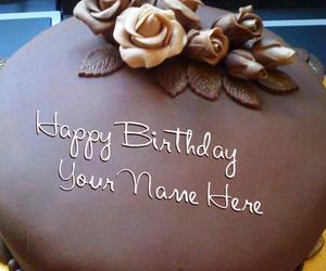 Yummy Rose Cake And Chocolate Cakes Image Name Photos