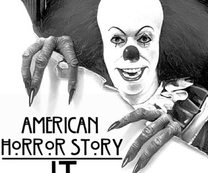 book, creepypasta, and american horror story image