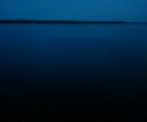 blue, Lithuania, and night image