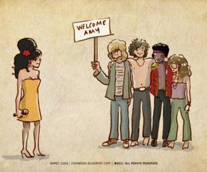27 club, forever 27, and 27 forever image