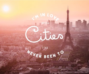 cities, quote, and wallpaper image