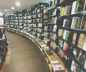 amsterdam, book, and book shop image