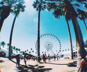 beach, carnival, and tropical image