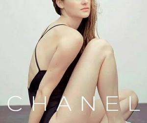 beautiful, girl, and chanel image