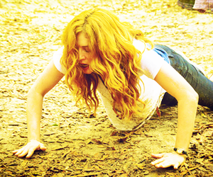 rachelle lefevre, under the dome, and julia shumway image