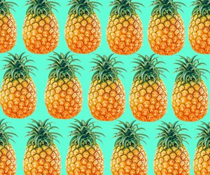 background, hd, and pineapple image