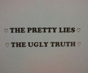 quote, lies, and marina and the diamonds image