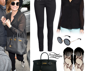 demi lovato and steal her style image