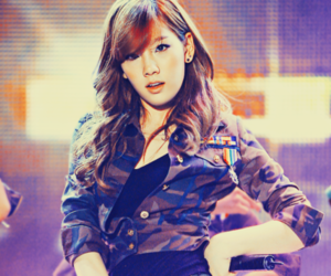 girls generation, leader, and snsd image