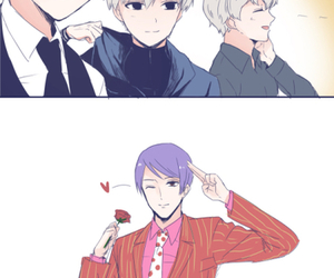 awesome, fan art, and tsukiyama image