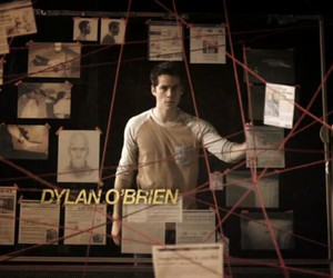 teen wolf, dylan o'brien, and stiles image