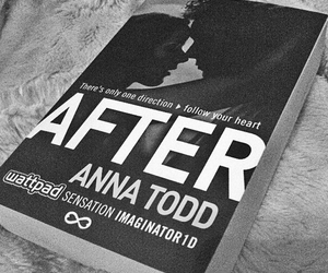 after, book, and fanfiction image