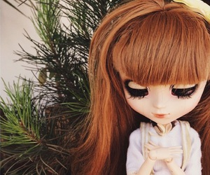 doll, pullip, and merl image
