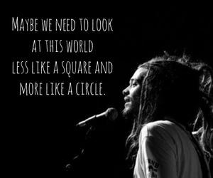 Lyrics, music, and reggae image