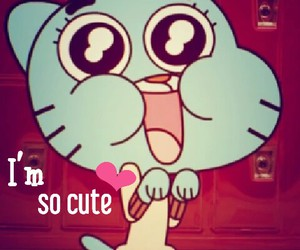 cute and gumball image