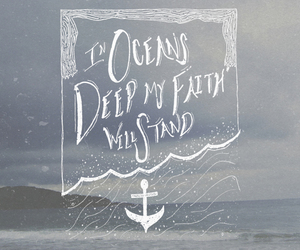 Hillsong and ocean image
