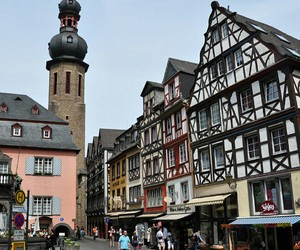 cochem, germany, and travel image