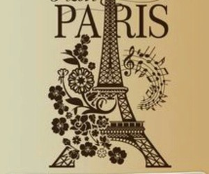 paris, love, and background image