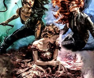shadowhunters, tessa, and clary image