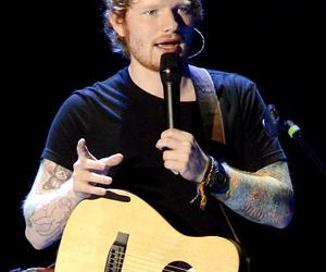 boy, ed sheeran, and music image
