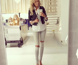 fashion, fit, and food image