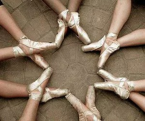 bailarinas, star, and ballet image